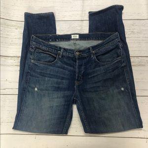 Hudson men's Byron jeans 5 pocket straight